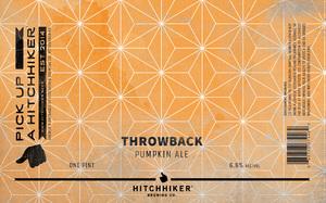 Throwback - Pumpkin Ale - 4-Pack